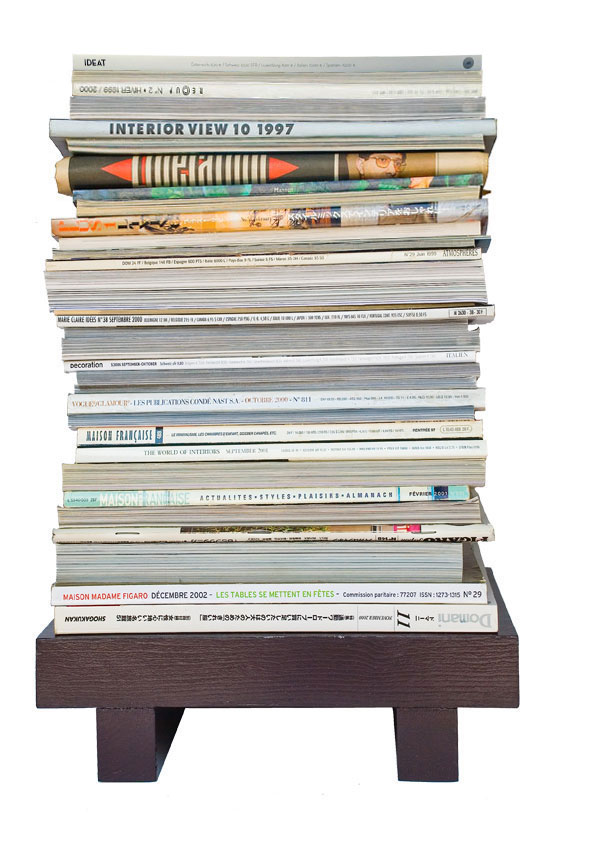 Click on magazines to see press pages<BR /> Cliquez sur les magazines pour voir les pages de presse